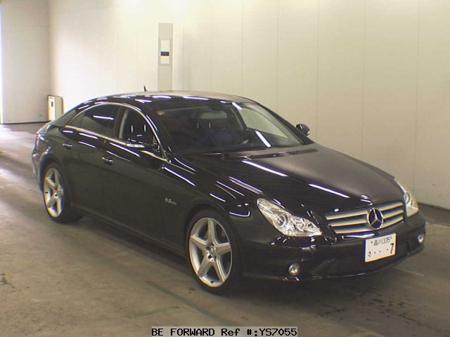 used 2007 mercedes benz cls class cls63 amg 219377 for. Black Bedroom Furniture Sets. Home Design Ideas