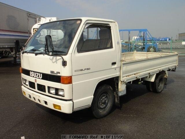 Used 1989 ISUZU ELF TRUCK 1 5ton/S-NHR55E for Sale BF11595