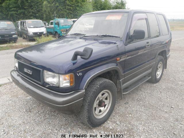 used 1992 isuzu bighorn irmscher rs/e-ubs25dw for sale bf11823 - be
