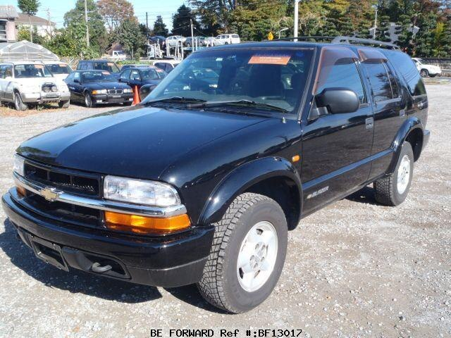 Used 1999 Chevrolet Blazer Ls Gf Ct34g For Sale Bf13017 Be Forward