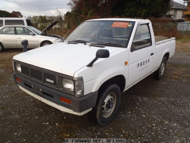 used 1991 nissan datsun pickup s pd21 for sale bf13081 be forward. Black Bedroom Furniture Sets. Home Design Ideas