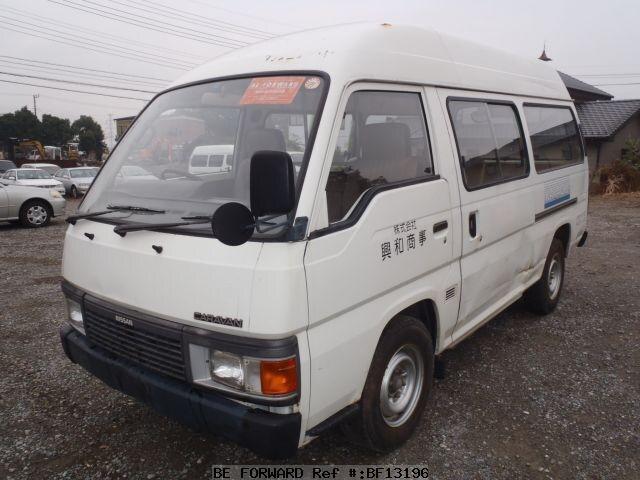 Used 1990 Nissan Caravan Van High Roof Long Dx U Crge24 For Sale