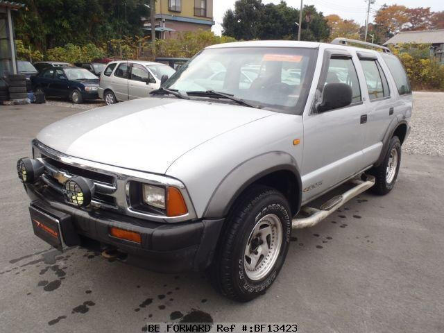 Used 1996 Chevrolet Blazer Ls Left Hand Drivee Ct34g For Sale