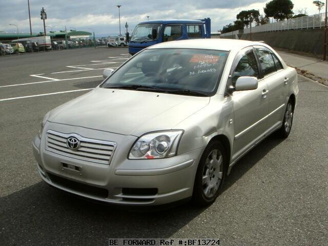 used 2004 toyota avensis xi ua azt250 for sale bf13724 be forward. Black Bedroom Furniture Sets. Home Design Ideas