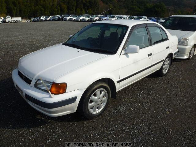 used 1996 toyota tercel e el53 for sale bf14355 be forward used 1996 toyota tercel e el53 for sale