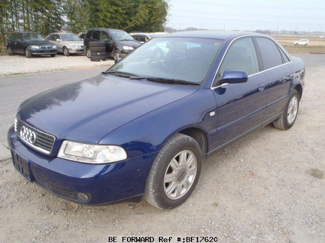 Used 2000 AUDI A4/GF-8DAPT for Sale BF17620 - BE FORWARD