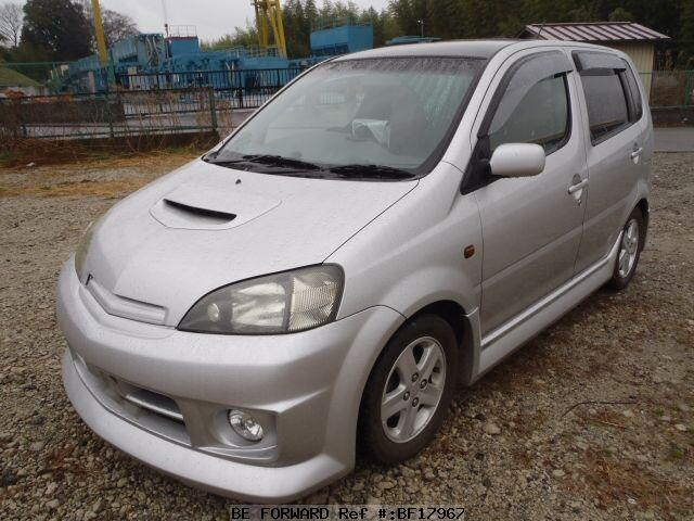 Daihatsu Yrv Turbo For Sale British Automotive