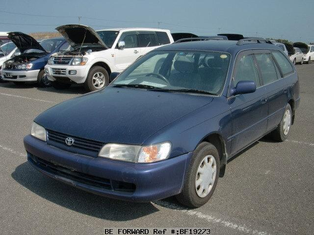 Used 1998 Toyota Corolla Wagon L Touring E Ae100g For Sale Bf19273