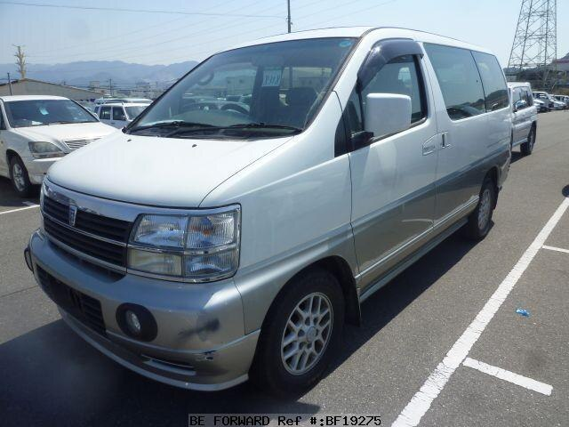 Used 1997 NISSAN ELGRAND V/KD-AVE50 for Sale BF19275 - BE FORWARD