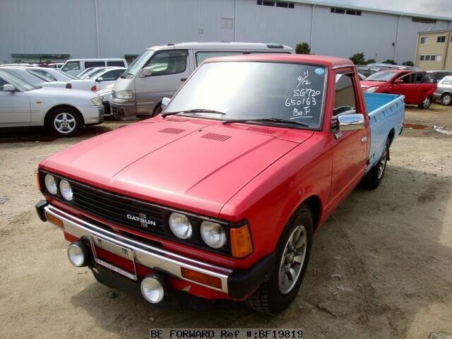 Used 1979 NISSAN DATSUN TRUCK/K-SG720 for Sale BF19819 ...