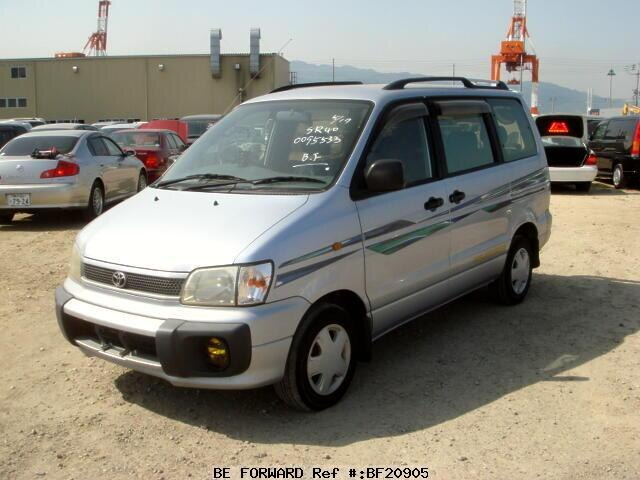 Used 1998 TOYOTA NOAH FIELD TOURER/E-SR40G For Sale