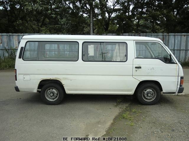 Used 1990 Nissan Caravan Van Dx Long M Vhge24 For Sale Bf21808 Be