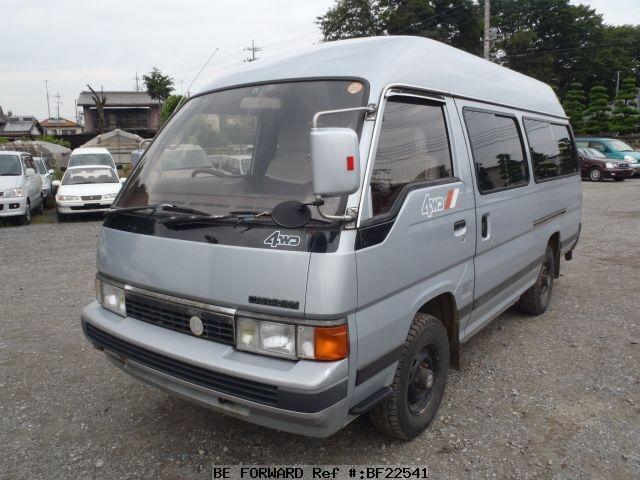 Used 1990 Nissan Caravan Van Station Wagon Q Krme24 For Sale Bf22541
