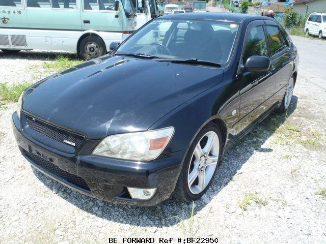 Used 2000 TOYOTA ALTEZZA BF22950 for Sale
