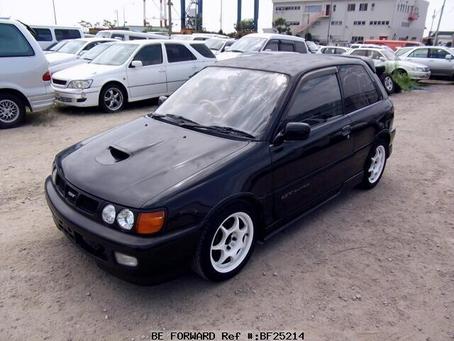 1994 Toyota Starlet Gt Turbo E Ep82 Bf25214 Usados En Venta Be Forward