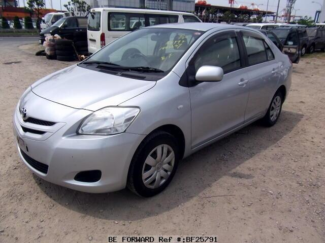 Used 2006 TOYOTA BELTA BF25791 for Sale