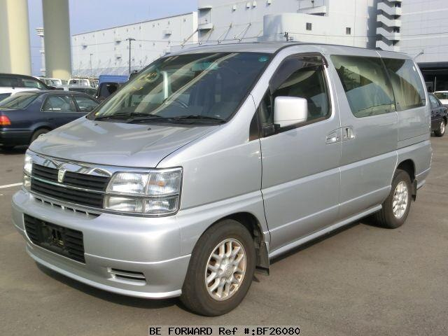 Used 2000 NISSAN ELGRAND V/GF-ALE50 for Sale BF26080 - BE FORWARD