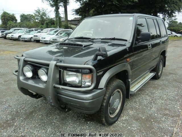 Used 1993 ISUZU BIGHORN 3 1D/KD-UBS69GW for Sale BF26820