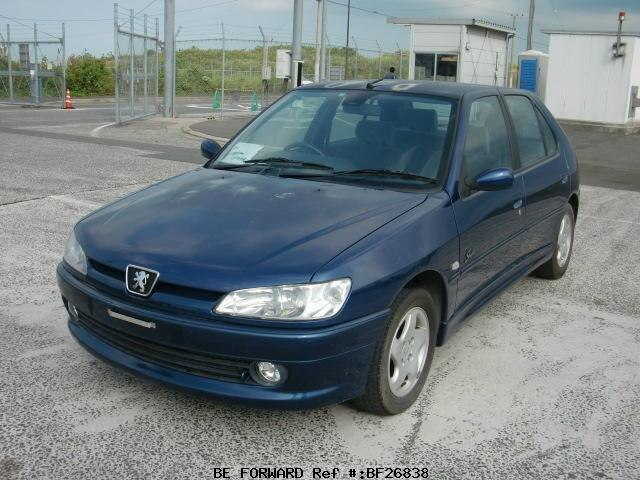 Used 1999 PEUGEOT 306/GF-N5XT for Sale BF26838 - BE FORWARD