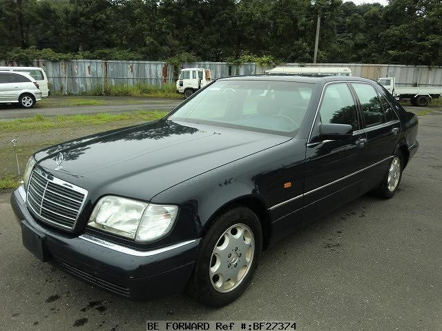 Used 1996 mercedes benz s class s320 e 140032m for sale for 1996 mercedes benz s500