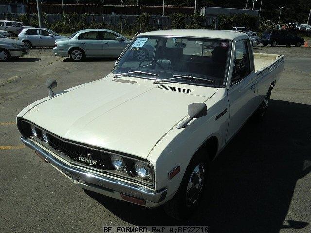 used 1977 nissan datsun truck h gn620 for sale bf27716 be forward. Black Bedroom Furniture Sets. Home Design Ideas