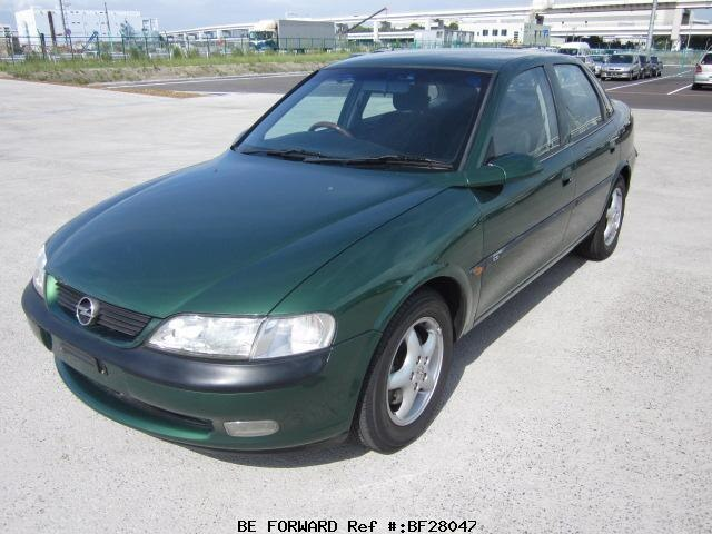used 1997 opel vectra 2 0 16v cd e xh200 for sale bf28047 be forward rh beforward jp Opel Vectra 1992 1997 Opel Vektra