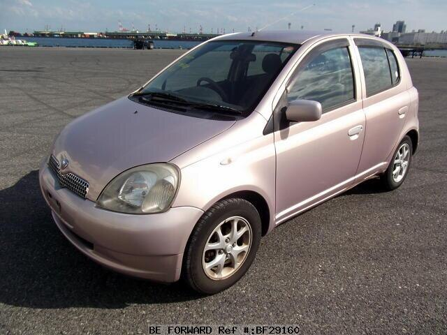 Used 2000 Toyota Vitz U Euro Sports Edition Ta Ncp10 For Sale