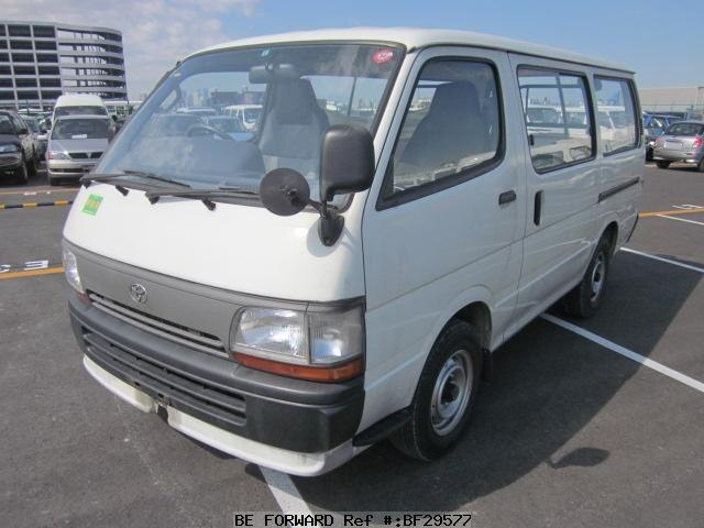 Used 1995 TOYOTA HIACE VAN/Z-RZH102V for Sale BF29577 - BE