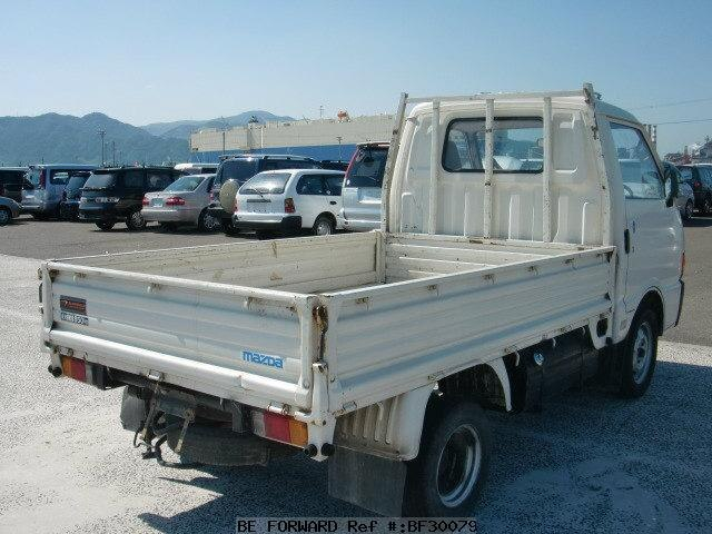 Used 1986 MAZDA BONGO TRUCK/L-SE48T for Sale BF30079 - BE ...