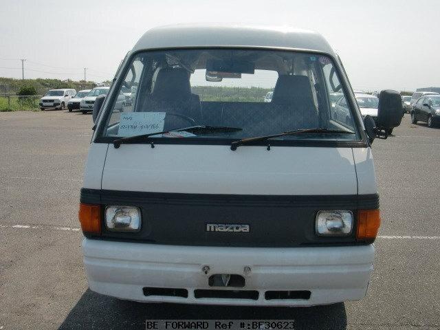 Used 1993 MAZDA BONGO VAN/U-SSF8V for Sale BF30623 - BE ...