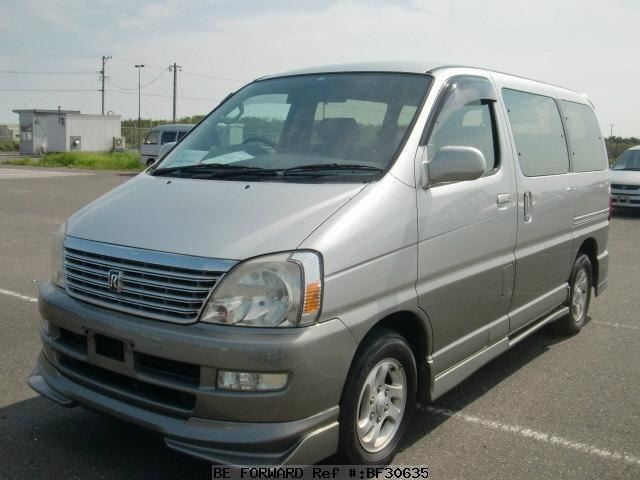 Used 2000 Toyota Regius Wagon V  Gf