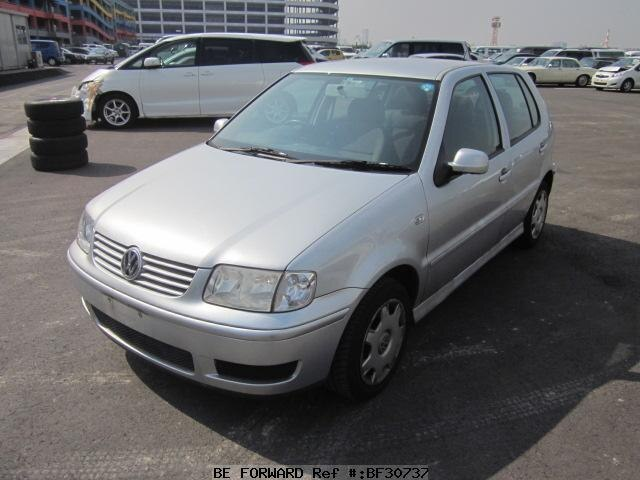Used 2001 VOLKSWAGEN POLO/GF-6NAHW for Sale BF30737 - BE FORWARD