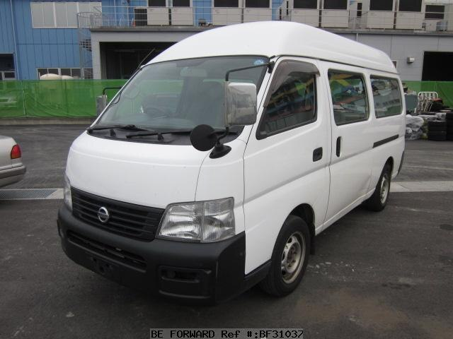 Used 2002 NISSAN CARAVAN VAN BF31037 for Sale