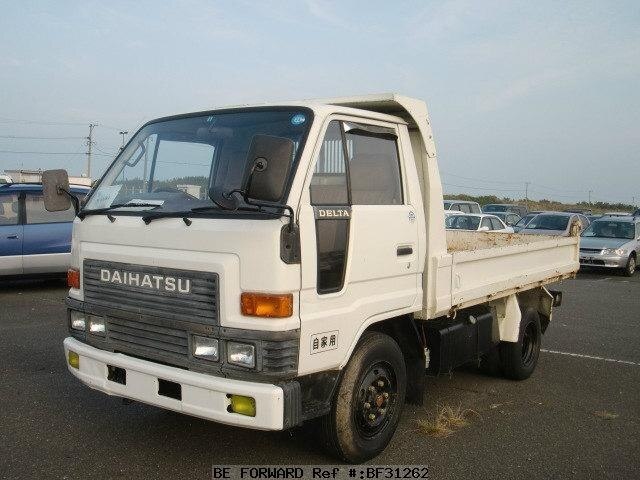 Used 1989 DAIHATSU DELTA TRUCK/N-V98D For Sale BF31262