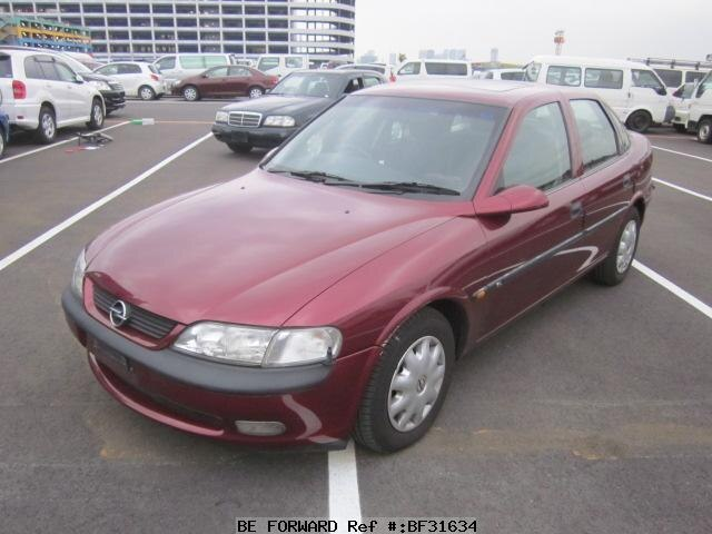 used 1997 opel vectra gl e xh180 for sale bf31634 be forward rh beforward jp 1997 Opel Vektra 1997 Opel Vektra