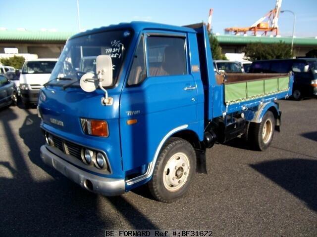 Used 1980 MAZDA TITAN/K-TA3H1D for Sale BF31672 - BE FORWARD