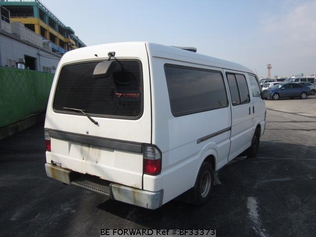 Used 1997 MAZDA BONGO BRAWNY VAN/GB-SREAV for Sale BF33373 ...