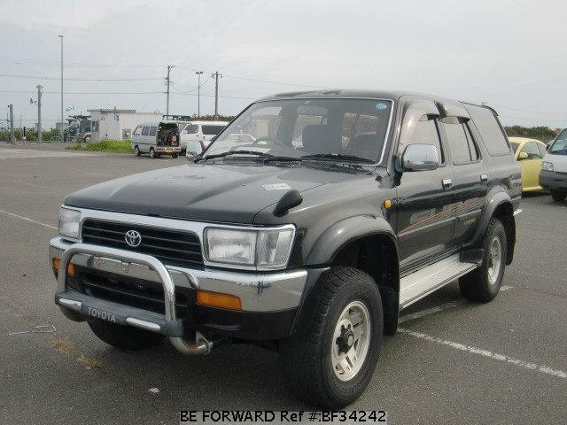 Used 1995 Toyota Hilux Surf Ssr X Limited Kd Kzn130w For