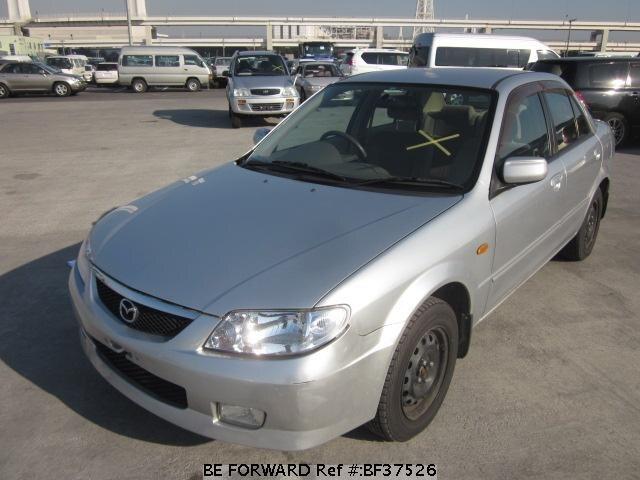 used 2002 mazda familia ls gh bj5p for sale bf37526 be forward rh sp beforward jp