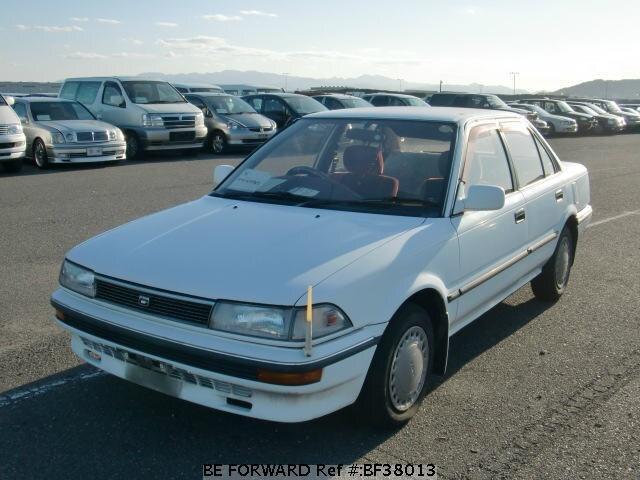 Used 1988 Toyota Corolla Sedan 1 5 Xe Saloon E Ae91 For