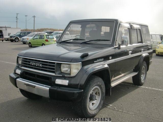 Used 1995 Toyota Land Cruiser Prado Sx Wide Kd Kzj78w For