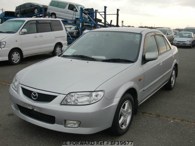 used 2001 mazda familia rs gf bj5p for sale bf39677 be forward rh beforward jp