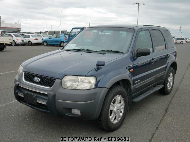 Used 2000 Ford Escape La Epfwf For Sale Bf39881 Be Forward