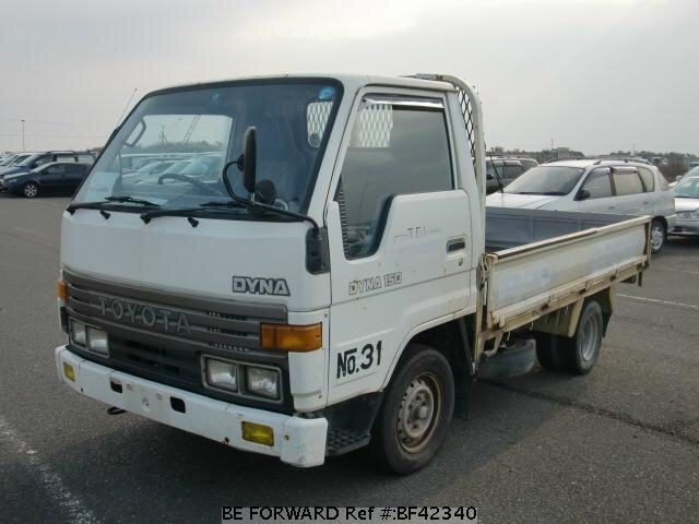 Used 1992 TOYOTA DYNA TRUCK BF42340 for Sale