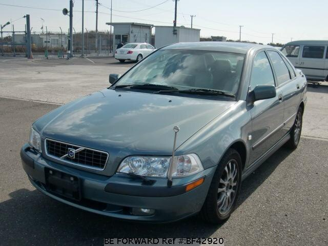 Used 2003 VOLVO S40 NORDIC/GH-4B4204 for Sale BF42920 - BE FORWARD