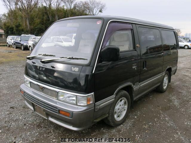 Used 1991 NISSAN CARAVAN COACH BF44336 for Sale