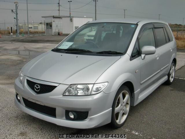 used 2003 mazda premacy sport ta cpew for sale bf44365 be forward. Black Bedroom Furniture Sets. Home Design Ideas