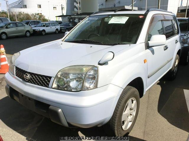 Used 2001 nissan x trail sta nt30 for sale bf46603 be forward used 2001 nissan x trail bf46603 for sale fandeluxe Gallery