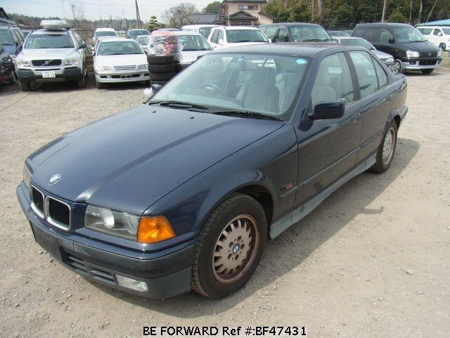Used 1995 Bmw 3 Series 318i E Ca18 For Sale Bf47431 Be Forward
