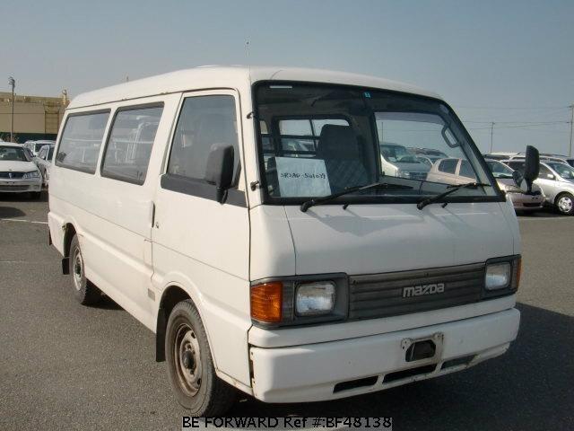 Used 1994 MAZDA BONGO BRAWNY VAN/U-SR2AV for Sale BF48138 ...